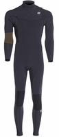 Billabong 403 Revolution Invert Men's 4/3mm Chest Zip Full Wetsuit