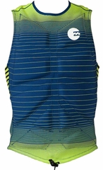 Billabong All Day Pullover Vest - PFD - Blue