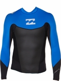 Billabong Foil 2mm Men's Long Sleeve Neoprene Jacket