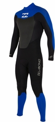 Billabong Foil 403 Mens 4/3mm GBS Full Wetsuit - NEW SEASON!