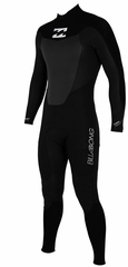 Billabong Foil 403 Mens 4/3mm GBS Full Wetsuit - Closeout!