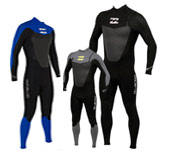 Billabong Men's Wetsuits