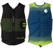 Billabong PFD's / Vests
