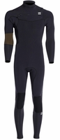 Billabong Revolution Invert Wetsuit Men's 302 3/2mm Chest Zip Full Length