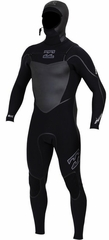 Billabong SG5 Mens Hooded Wetsuit - 6/5/4mm - Video Description
