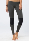 Billabong Skinny Sea Legs Neoprene Pants 2mm - Off Black