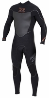 Billabong Solution SG5 403 4/3mm Chest Zip Wetsuit