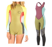Billabong Women's Wetsuits & Jackets