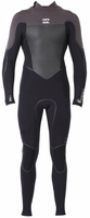 Billabong Xero Gold 403 Men's Chest Zip 4/3mm Full Wetsuit