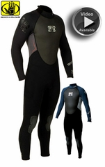 Body Glove 3/2mm Pro3 Mens Wetsuit
