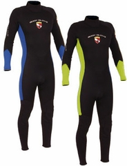 Body Glove 7mm Ex3 Super Stretch Mens Scuba Diving Wetsuit