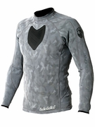 Body Glove Camouflage Spearfishing Shirt w/ Loading Pad 1mm