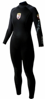 Body Glove EX3 7mm Womens Wetsuit - Super Stretch!