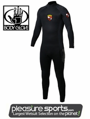 Body Glove EX3 Mens 7mm Wetsuit Video Description