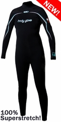 Body Glove Exo Women's 7mm Cold Water Wetsuit - VIDEO!