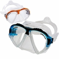 Cressi Matrix Two Window Dive Mask