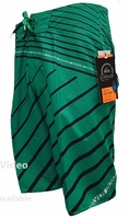 "Cypher Plate Shift 22"" Boardshorts Green - Quiksilver Boardshorts"