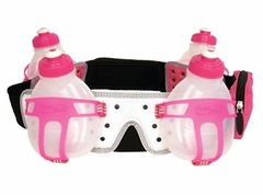 Fuel Belt Revenge 4 Bottle Belt: Pink