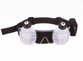 Fuel Belt Revenge R2O 2 Bottle Belt: Black One Size Fits All