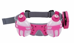 Fuel Belt Revenge R2O 2 Bottle Belt: Pink One Size Fits All