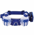 Fuel Belt Revenge R2O 2 Bottle Belt: Royal Blue One Size Fits All