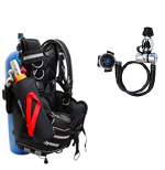 H2odyssey BCD Buoyancy Compensators and Regulators