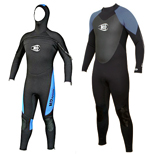 H2Odyssey Men's Wetsuits