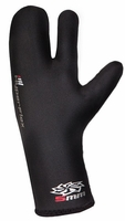 Hyperflex 5mm Thaw Claw Mitt Gloves