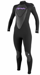 Hyperflex Cyclone 2 4/3mm Women's Wetsuit - ALL NEW DESIGN!