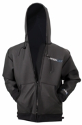 Hyperflex Playa 2mm Neoprene Jacket - Black w/Blue Logos