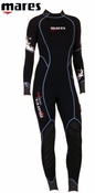 Mares 1mm Coral USA She Dives Women's Wetsuit