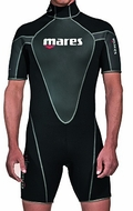 Mares 3mm Reef Men's Shorty Wetsuit