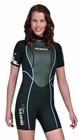 Mares 3mm Reef She Dives Women's Shorty Wetsuit