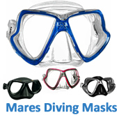 Mares Diving Masks