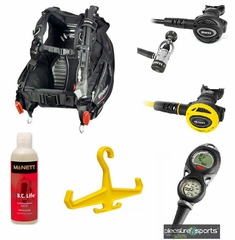Mares Diving Pegasus BCD - Build Your Package!