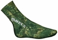 Mares Pure Instinct 3mm Camouflage Socks Green Camo