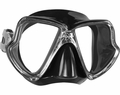 Mares X-Vision Dive Mask - Black