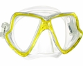 Mares X-Vision Dive Mask - Yellow