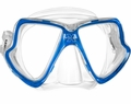 Mares X-Vision MID Dive Mask - Blue