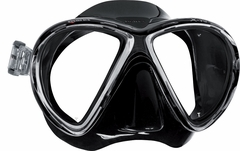 Mares X-Vu Dive Mask - Black