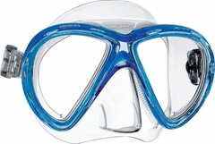 Mares X-Vu Dive Mask - Blue
