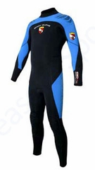 Men's 7mm Full length Semi-Dry Wetsuit