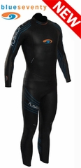 Men's Blue Seventy Fusion Fullsuit Triathlon Wetsuit