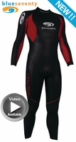 Men's Blue Seventy Reaction Wetsuit