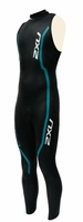 Mens 2XU SC:2 Sleeveless Triathlon Wetsuit 5/3mm SALE VIDEO!