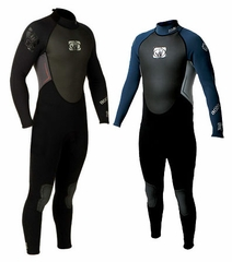 Mens 3/2mm full length wetsuit Body Glove Pro3