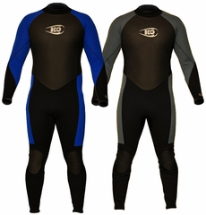 Mens 4/3mm H2Odyssey Maui Wetsuit
