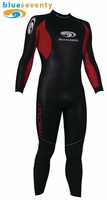 Mens Blue Seventy Reaction  Triathlon Wetsuit - VIDEO