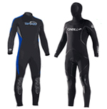 Mens Scuba Diving Wetsuits