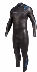 NeoSport Men's FinishLine Triathlon Wetsuit 5/3mm